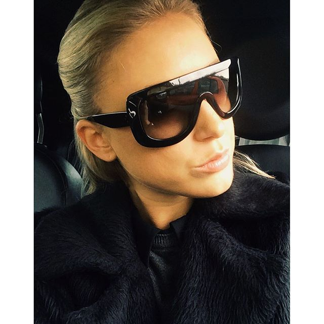 These stunners arrived in store!  celine  adele  céline  celineadele  shade   shades  sunglasses  eyewear  eyewearfashion  black  itsunglasses ... f960146fe8
