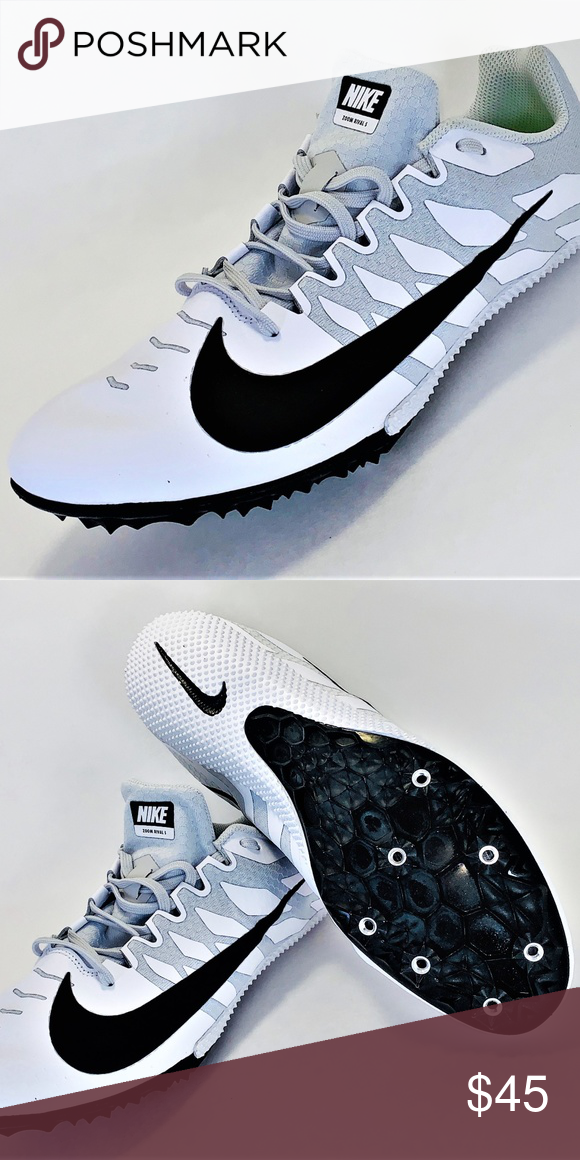 9e7e66f7 Nike Zoom Rival S 9 Track & Field Spikes Size 10.5 (spikes & bag not  included) NIKE Nike Zoom Rival S 9 Track & Field Spikes 907564-100 Men's  Track & Field ...
