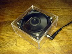 Homebrew Stir Plate — DIY How-to from Make: Projects