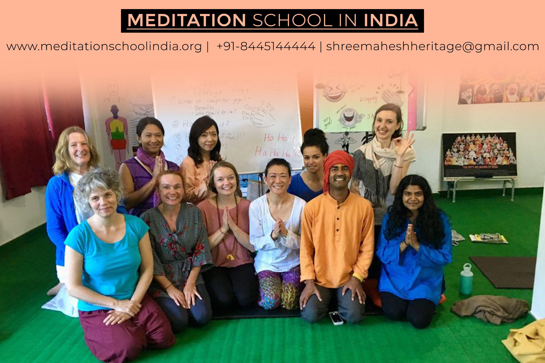 Meditation School India Meditation Teacher Training Teacher Training Meditation