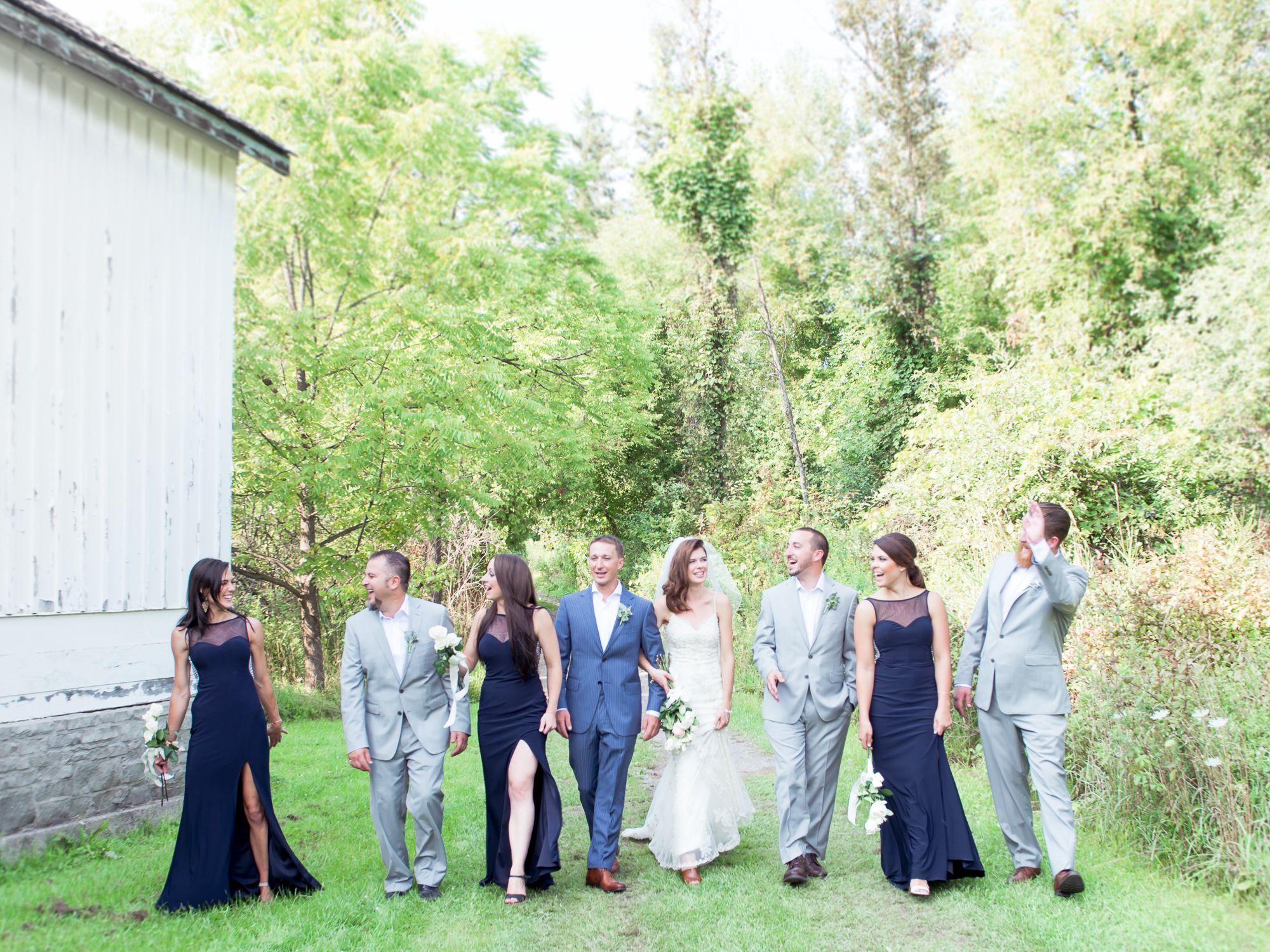The Rustic Wedding – Part I forecast