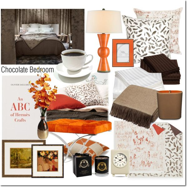 Chocolate and Orange Bedroom Orange bedrooms, Bedrooms and Bedroom - Orange Bedrooms