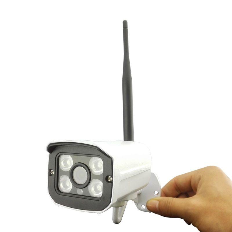 HJT Audio HD 960P Wireless IP Camera Outdoor P2P ONVIF Micro SD TF Card Slot