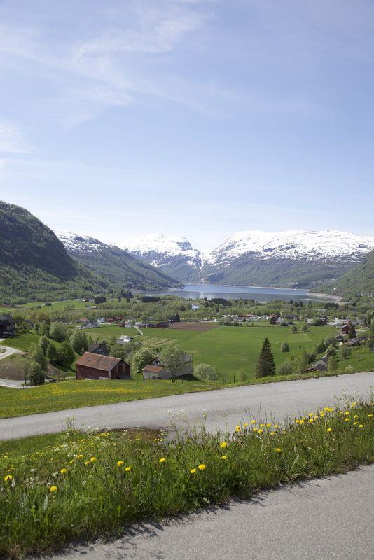Norway Livs Lyst Reisebrev Skandinavien