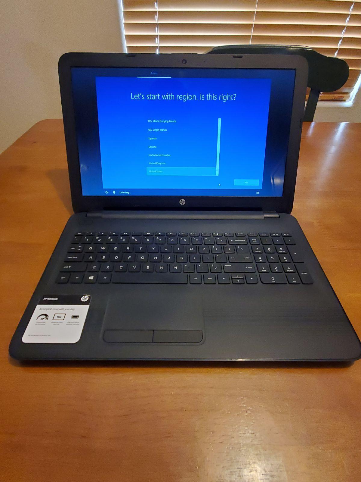 Hp notebook tpnc126 250 obo notebook mercari