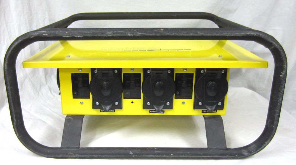 CEP Construction Electrical Products 8706GU Portable Power ...