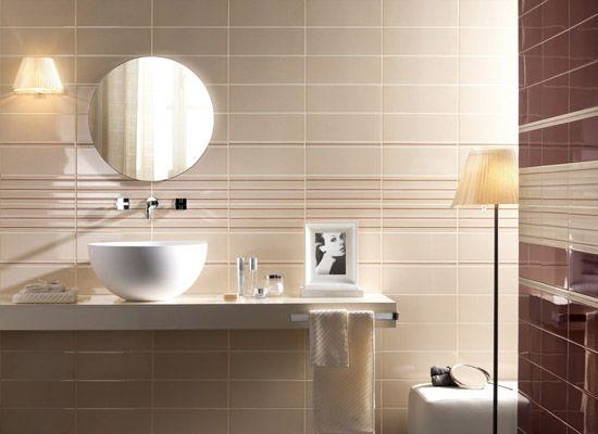 Modern Bathroom Tile Designs in Monochromatic Colors ...