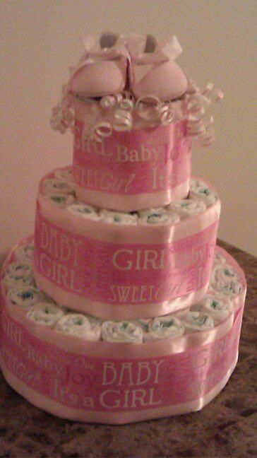 Kennedy diaper cakes on facebook