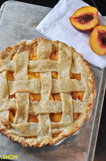 Pin By Julianna On Phoebe S Peach Cottage Peach Pie Homemade Peach Pie Recipe Peach Recipe