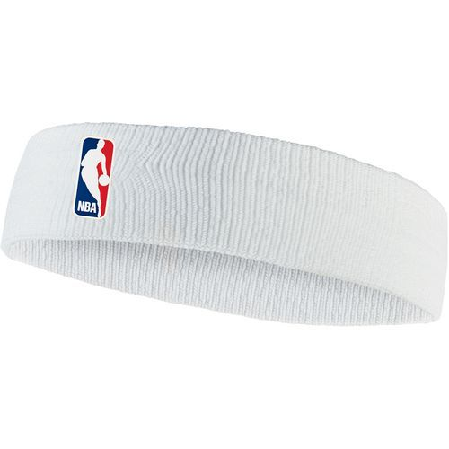 Nike Men s NBA Basketball Headband White - Basketball Accessories at Academy  Sports 2278527c68c
