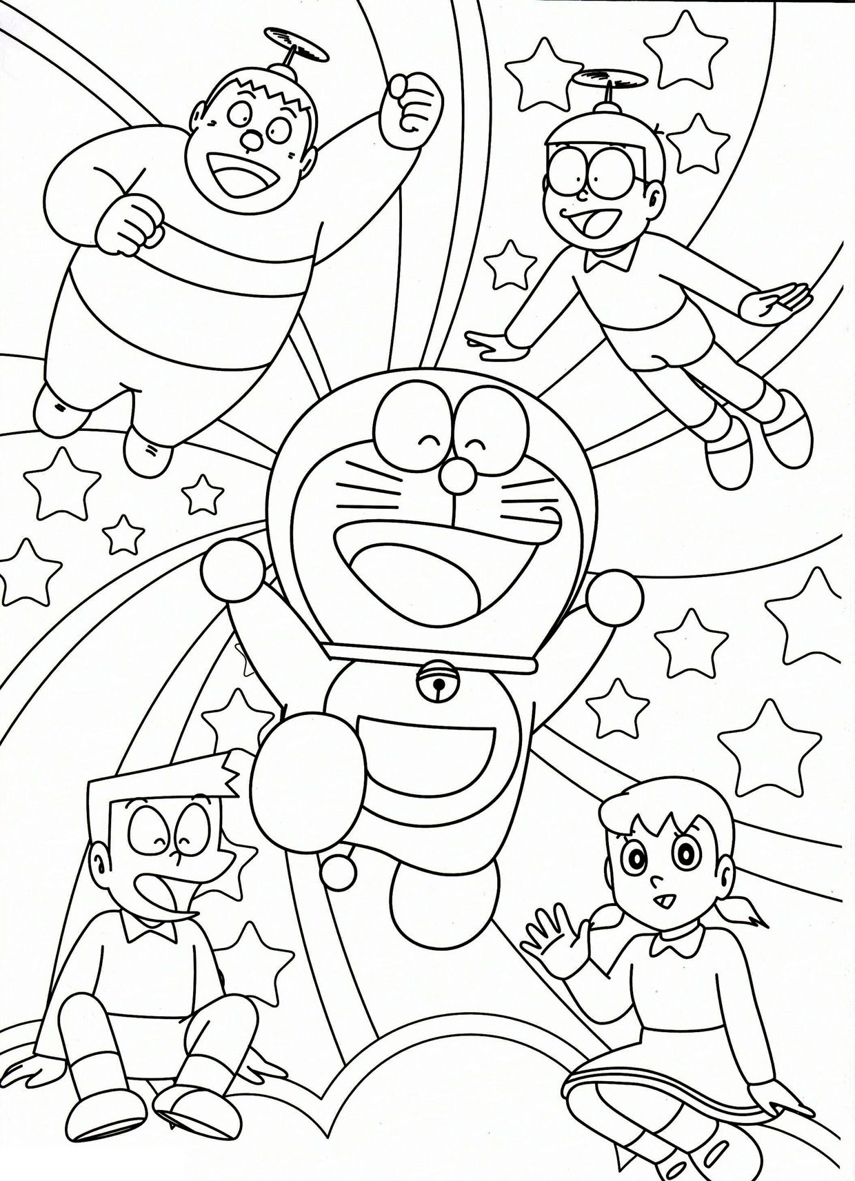 Doraemon Images And Wallpaper For Free Cartoon Coloring Pages Free Coloring Pages Coloring Pages