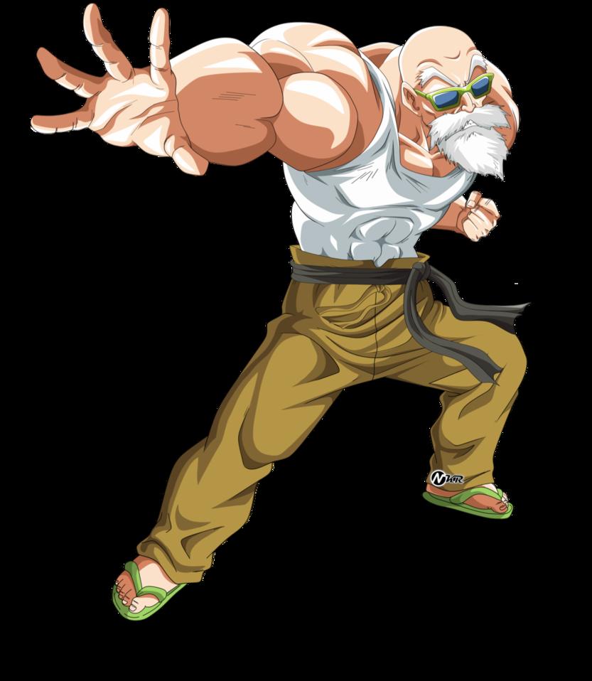 Master Roshi By Naironkr Dragon Ball Super Dragon Ball Art Dragon Ball
