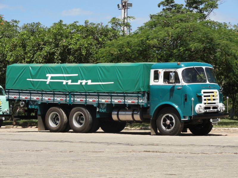 Especial Fabricantes Nacionais Fnm A Empresa Que Uniu O Brasil E