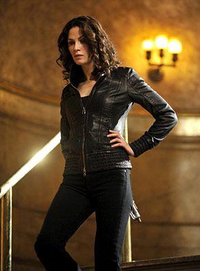 Joanne Kelly as Myka Bering Warehouse 13