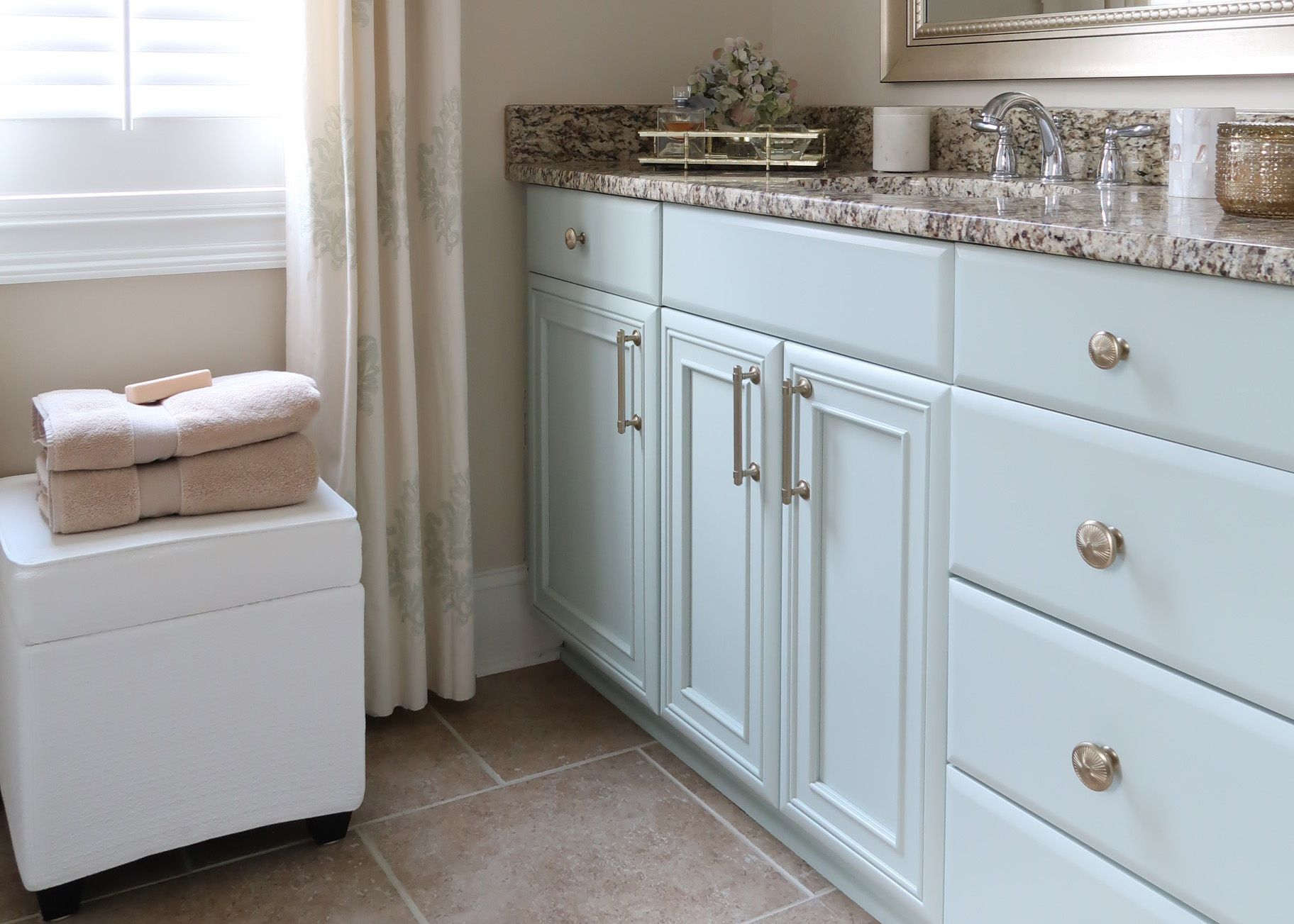 Dont Paint Your Cabinets White - Bathroom Cabinets, Painting Bathroom