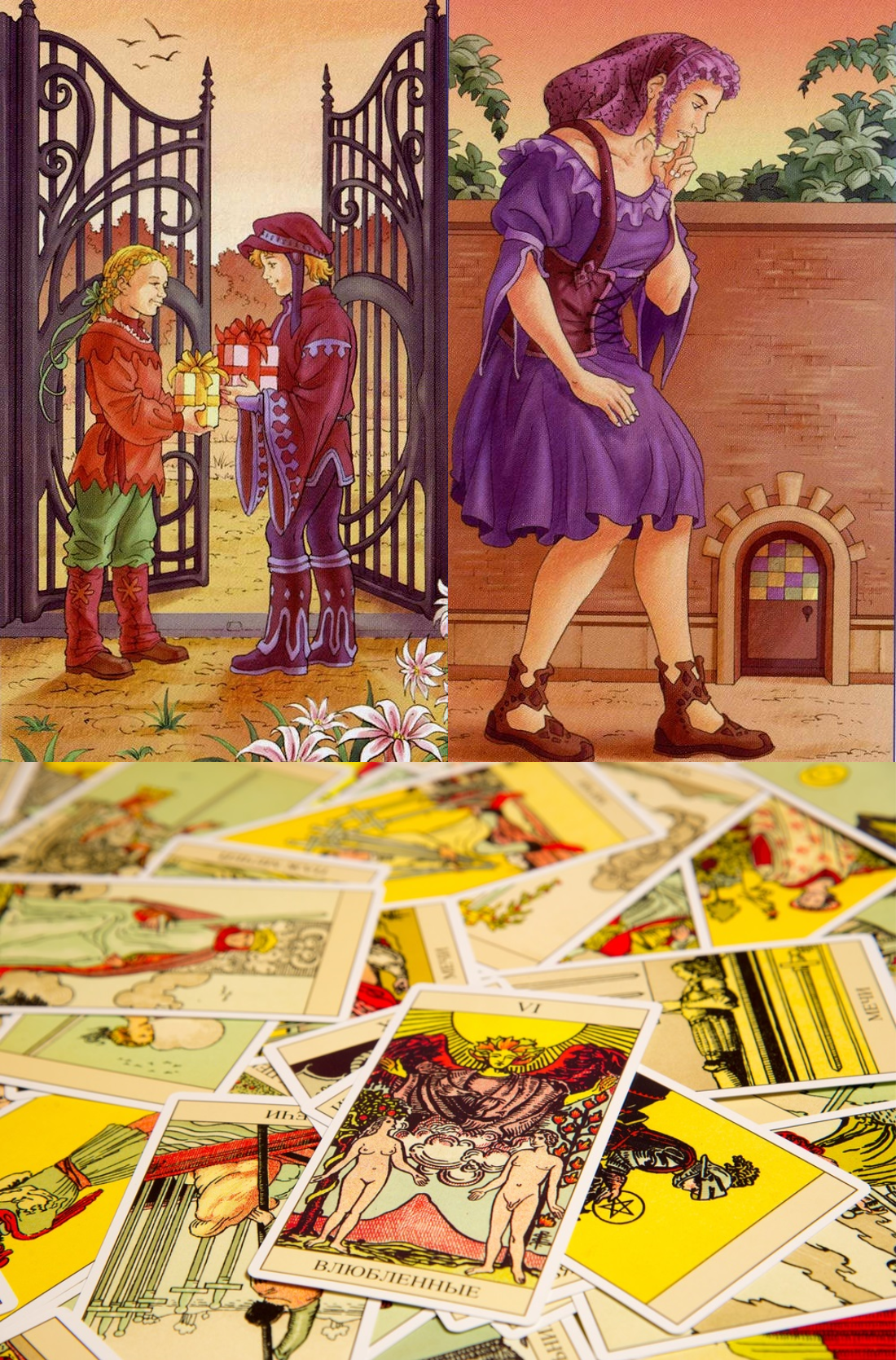 Online Love Card Reading in 5  Free tarot reading online, Free