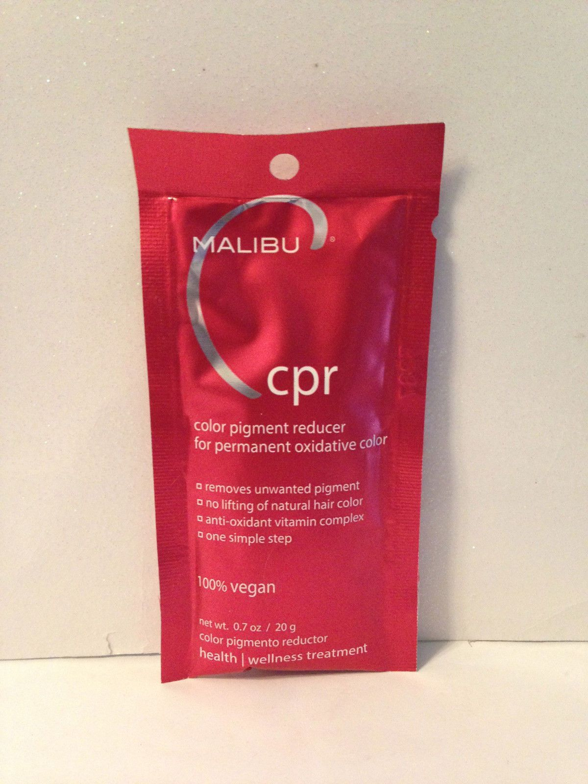 Malibu wellness c cpr color pigment reducer g packet products