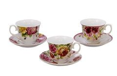 Bulk Inexpensive Discount Cheap Wholesale Teacups Tea Cups | Roses ...