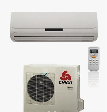 Descriptionchigo 1 5 Ton Wall Mount Split Air Conditioner Has 18000 Btu Capacity High Speed Cooling Fan Energy E Air Conditioner Home And Living Car Cleaning