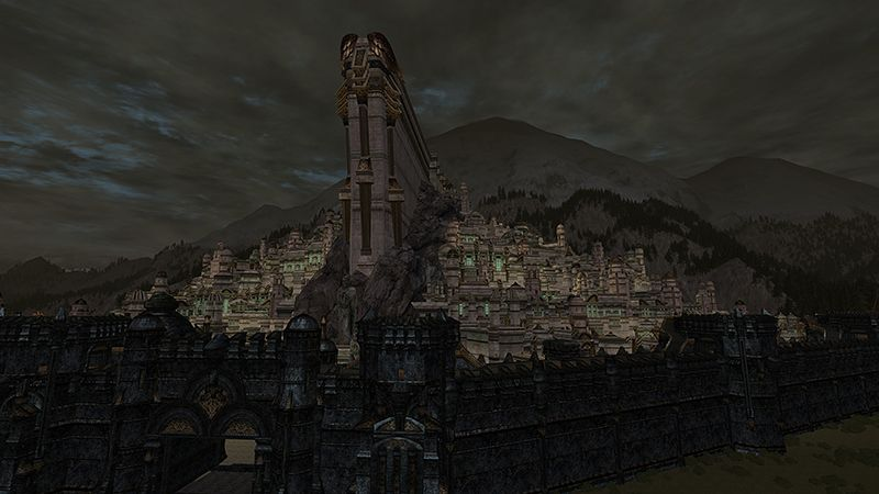 Update 17-Minas Tirith