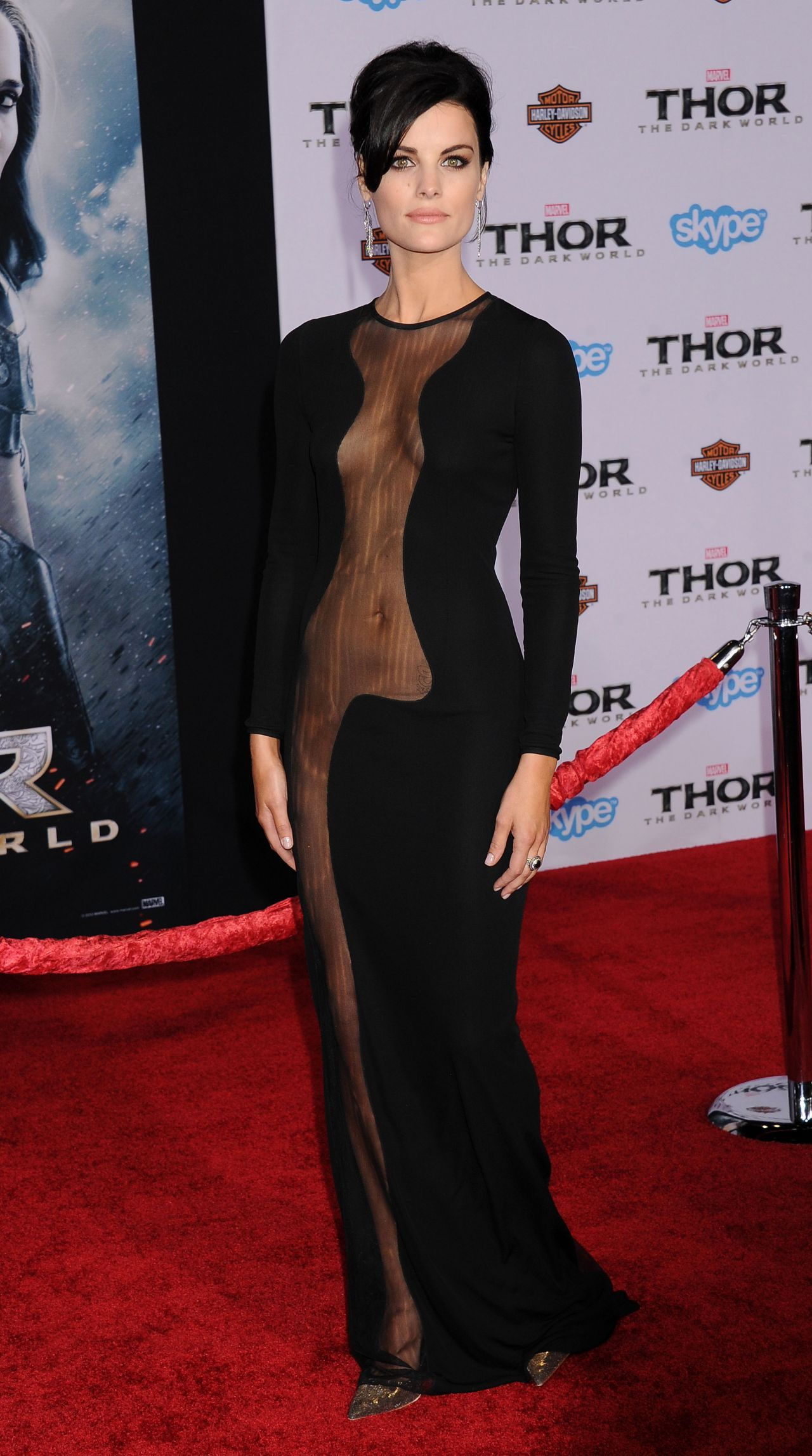 39 Nearly Naked Red Carpet Appearances | more.com