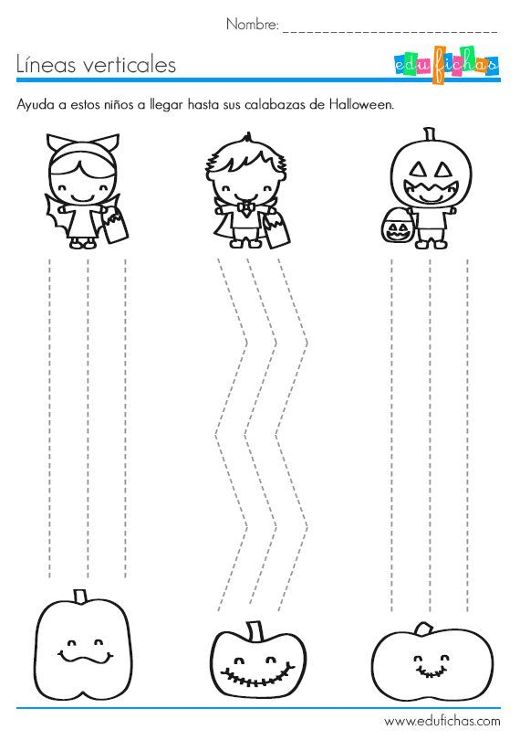 grafomotorika Googleda Ara Noktal izgi – Preschool Halloween Worksheets