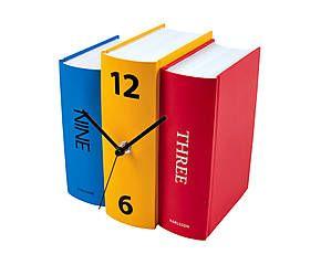 Reloj de sobremesa Books