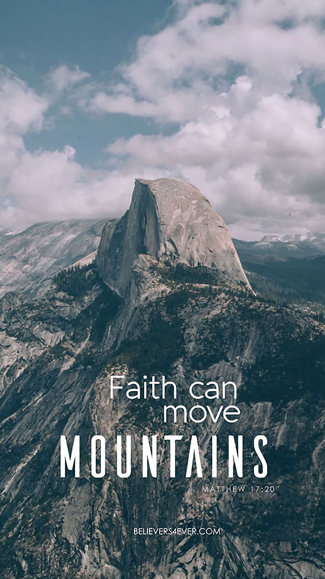 Faith can move mountains which doubt creates. #MoveMountains #FaithCanMoveMountains | GOD IS ...