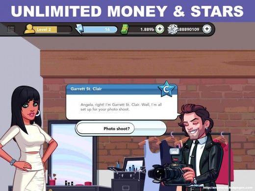 Kim Kardashian: Hollywood Unlimited Money & Stars Hack