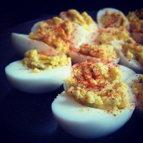 5 spicy deviled egg ideas new deviled eggs including an actual 5 spicy deviled egg ideas new deviled eggs including an actual devil egg forumfinder Gallery