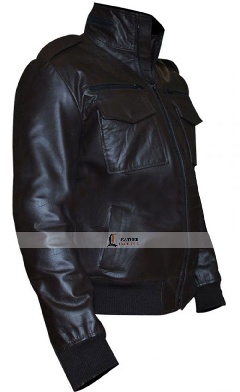 Brooklyn Nine-Nine Andy Samberg Detective Jake Peralta Bomber Jacket