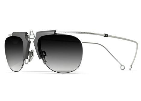 A Frame By Ron Arad For Pq Glasses Eyewear Futuristic