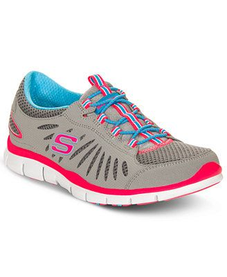 Skechers Women S Big Idea Athletic Casual Sneakers From Finish