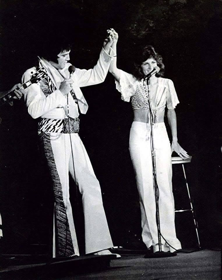 elvis and kathy westmoreland on stage kathy is known as. Black Bedroom Furniture Sets. Home Design Ideas