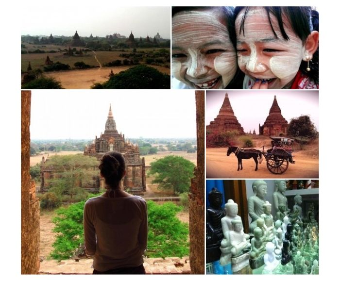 *Our Postcard From Burma*  We recently went on an exciting trip to this beautiful unspoilt country, also home to some of the most amazing gemstone mines in the world, including Ruby, Sapphire and Jade.