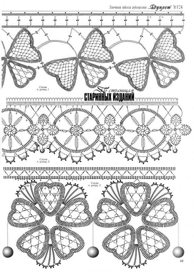 Ирландское кружево. | Pinterest | Punto de crochet, Irlanda y Ganchillo
