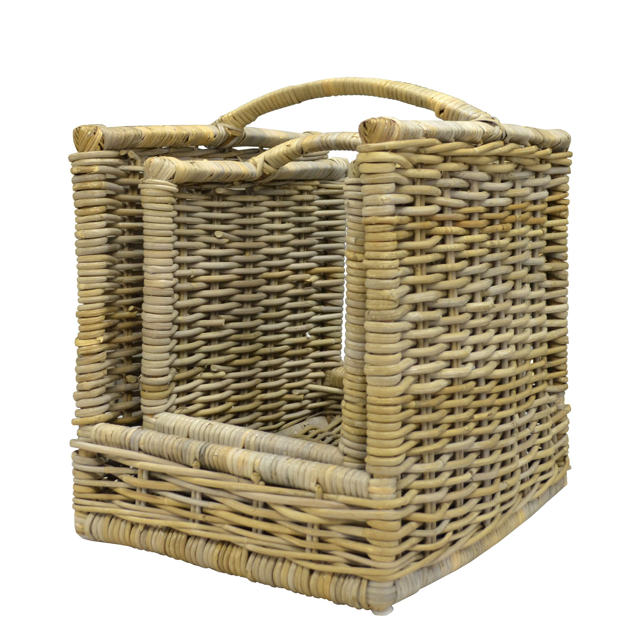 Log basket or storage for your magazines??  View our full range of accessories www.multiyork.co.uk/accessories