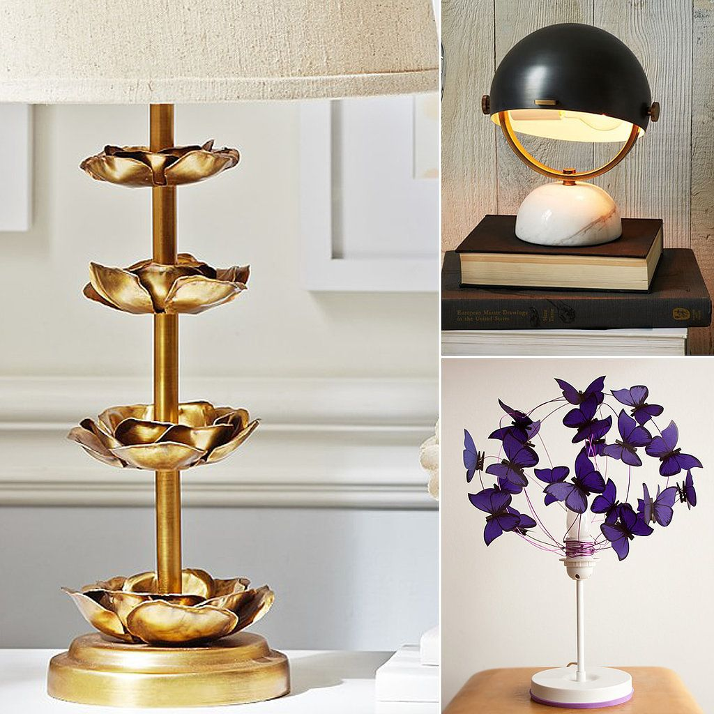 All of these stylish statement lamps are under $100!