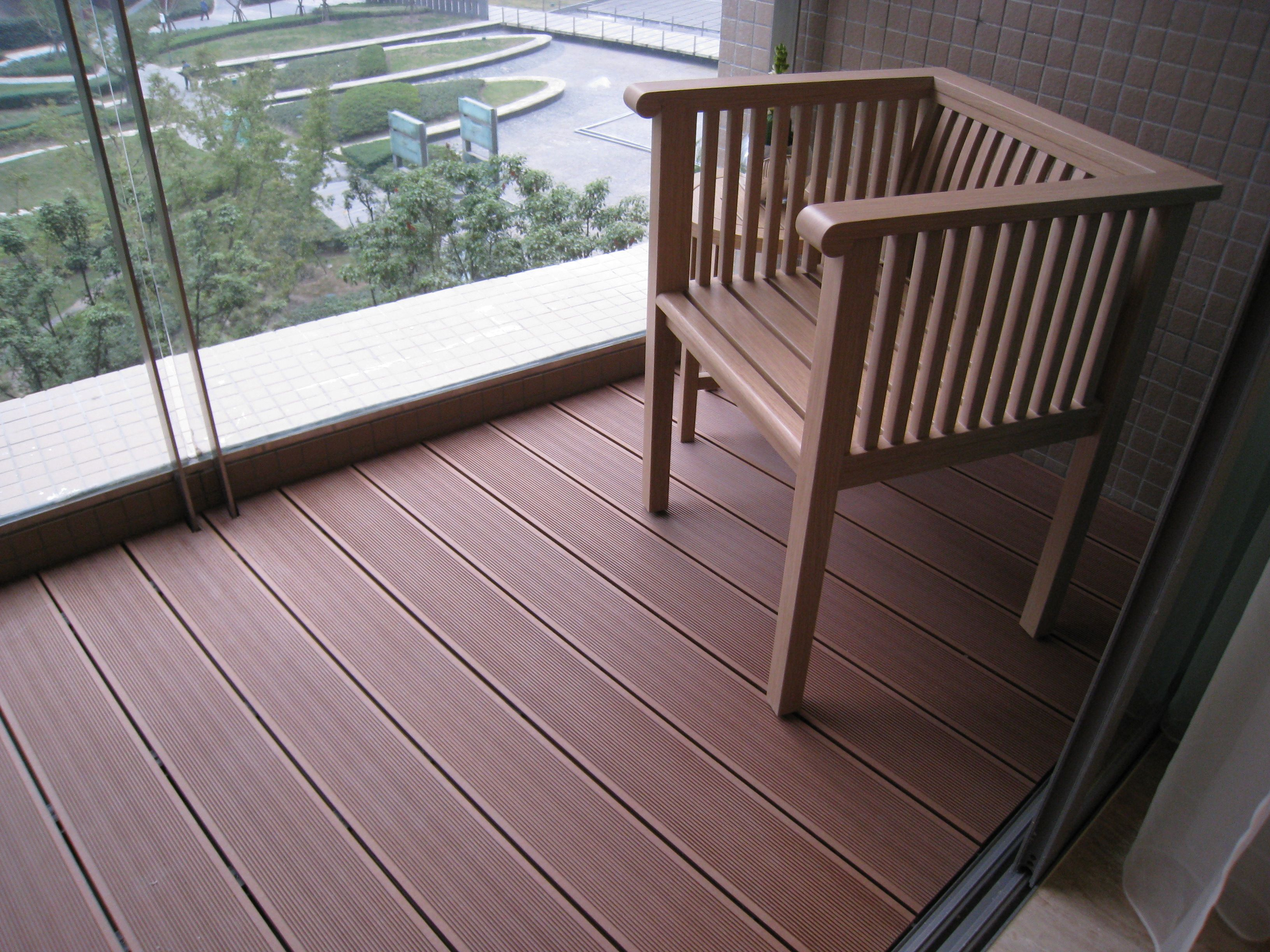 High Quality A Outdoor Porch Flooring Materials Is More Utilitarian Than The One In The  Living Room, But It Doesnu0027t Have To U2026