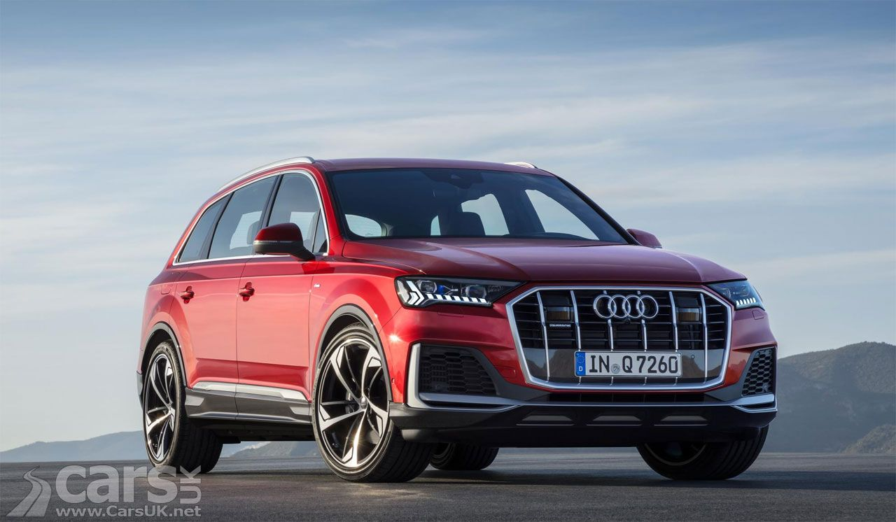 Audi Q7 Facelift Delivers A Dose Of Q8 Mild Hybrid And New Interior Cars Uk Audi Q7 Best Luxury Cars Audi