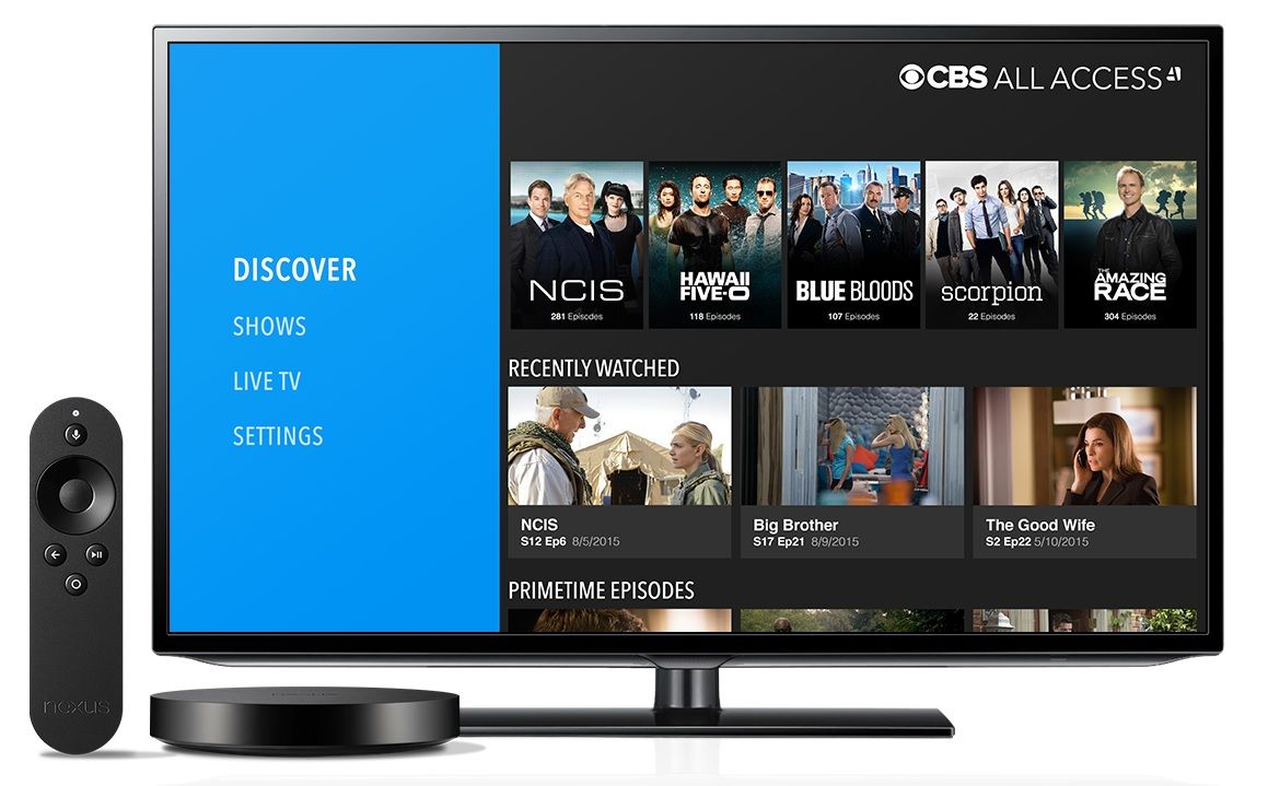CBS All Access Is Now CommercialFree For 9.99 Per Month