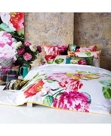 11 Modern Floral Homewares For That Spring Feeling Colorful