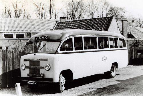 Vavo bus 22 schoonhoven busses for Vavo arnhem