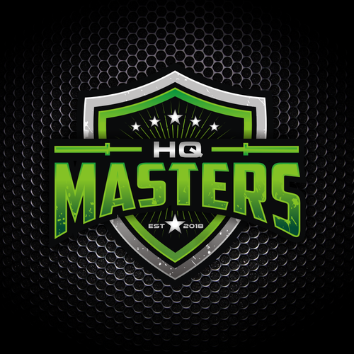 Mastershq Powerful Logo For Masters Athlete Crossfit Competition And Website Masters Crossfit Athletes 35 Year Crossfit Competitions Modern Logo Arizona Logo