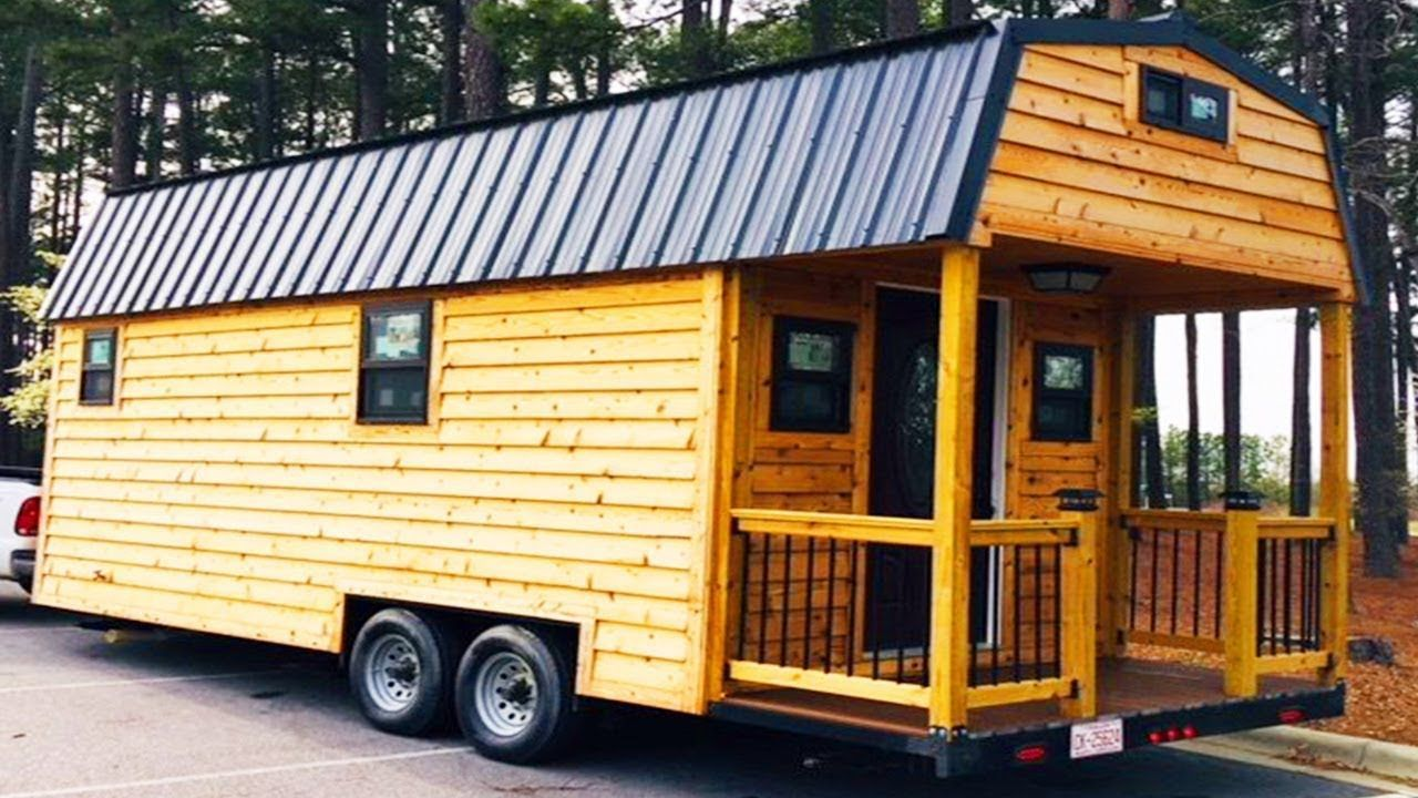 Gorgeous Cedar Tiny Home 24 For Sale In Garner Station
