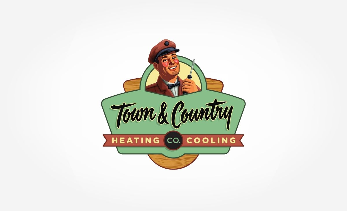 Town Country Heating And Cooling Co Kickcharge Creative