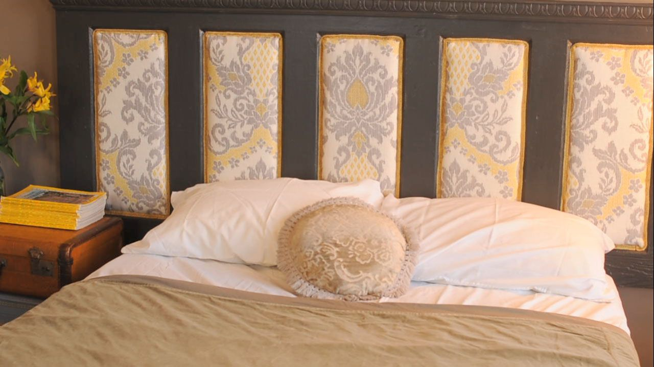 A Bedroom Is Never Truly Complete Until The Headboard Is In Place. Often The  Focal