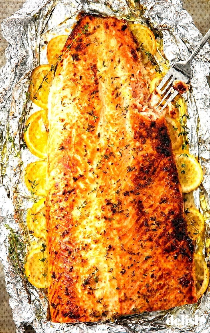 Garlic Butter SalmonYou can find Healthy recipes and more on our website.Garlic Butter Salmon