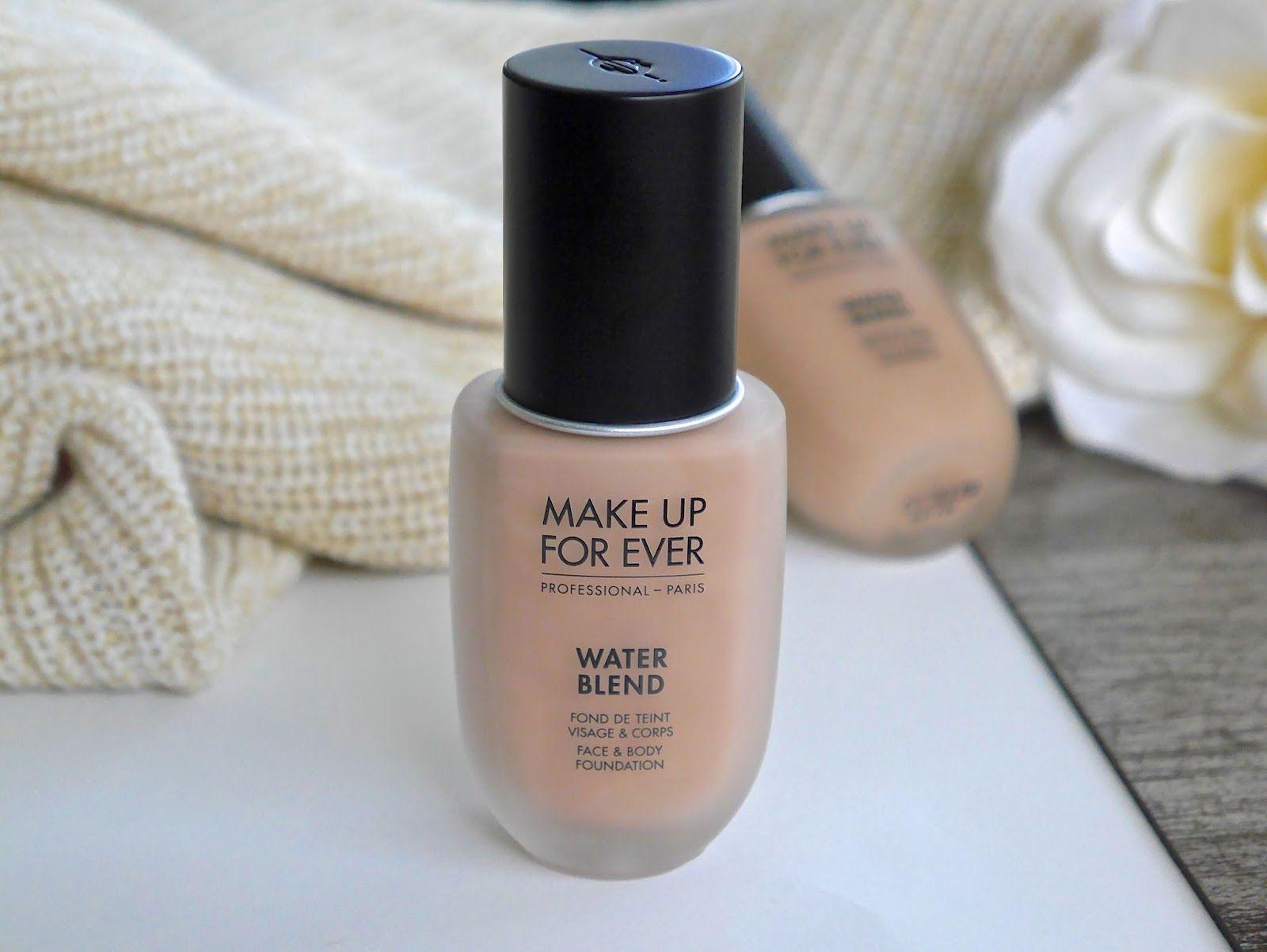 Make Up For Ever Water Blend Foundation Foundation for