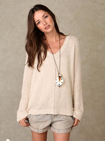 Shop My Closet: Free People Centered Pullover | Comfy ...